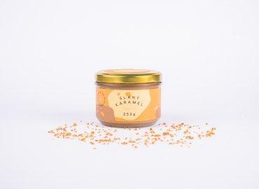 Slaný karamel v súťaži Eastern European Chocolatier Competition 2020